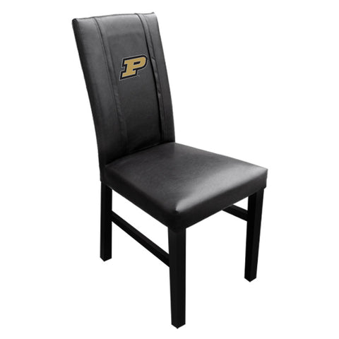 Side Chair 2000 with Purdue Boilermakers Logo
