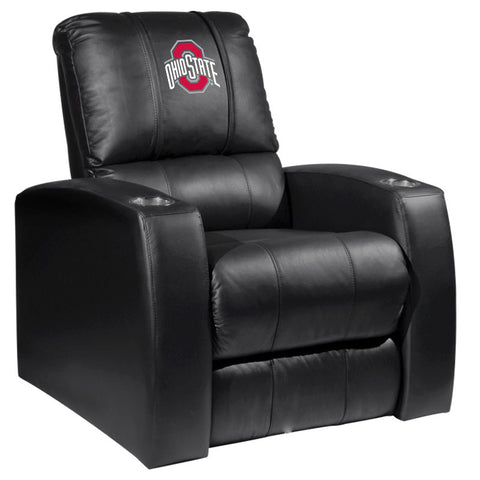 Relax Recliner with Ohio State Primary Logo