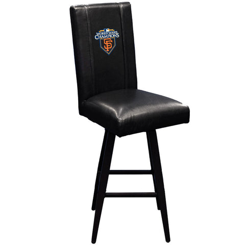 Swivel Bar Stool 2000 with San Francisco Giants Champs'10