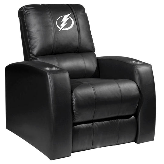 Relax Recliner with Tampa Bay Lightning Logo