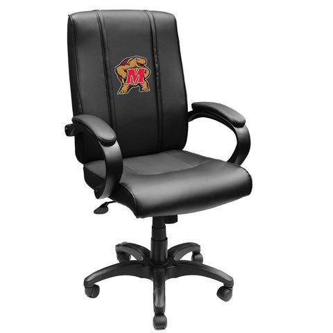 Office Chair 1000 with Maryland Terrapins Logo
