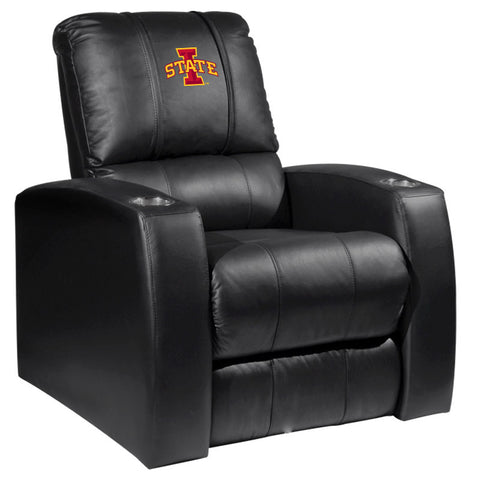 Relax Recliner with Iowa State Cyclones Logo