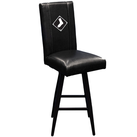 Swivel Bar Stool 2000 with Chicago White Sox Secondary