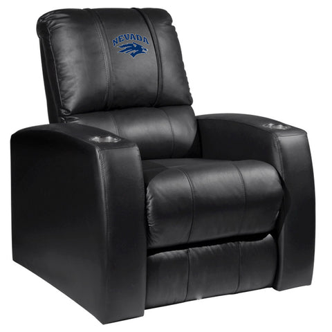 Relax Recliner with Nevada Wolfpack Logo