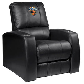 Relax Recliner with San Francisco Giants Champs'10