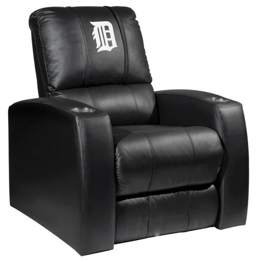 Relax Recliner with Detroit Tigers White