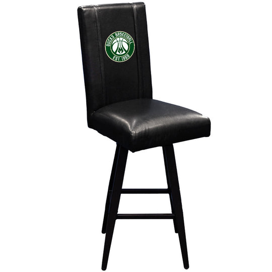 Swivel Bar Stool 2000 with Milwaukee Bucks Secondary Logo