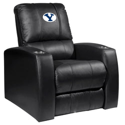Relax Recliner with BYU Cougars Logo