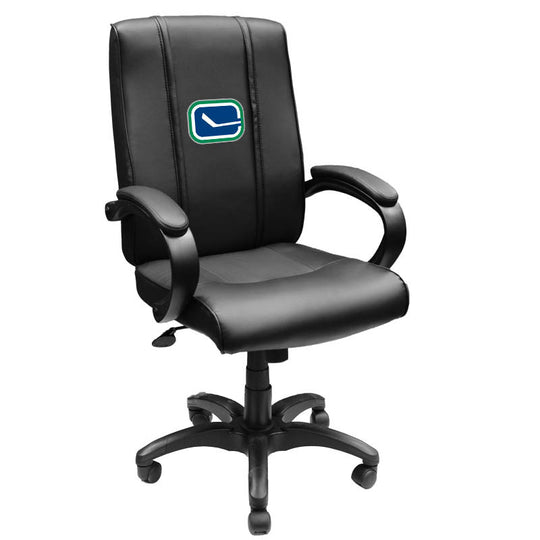 Office Chair 1000 with Vancouver Canucks Secondary Logo