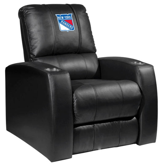 Relax Recliner with New York Rangers Logo
