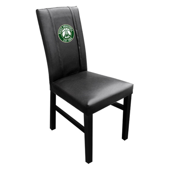 Side Chair 2000 with Milwaukee Bucks Secondary Logo