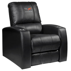 Relax Recliner with Corvette C6 Logo