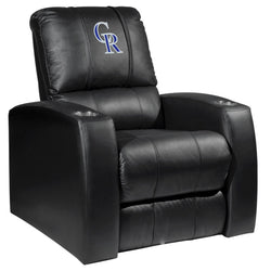 Relax Recliner with Colorado Rockies Secondary