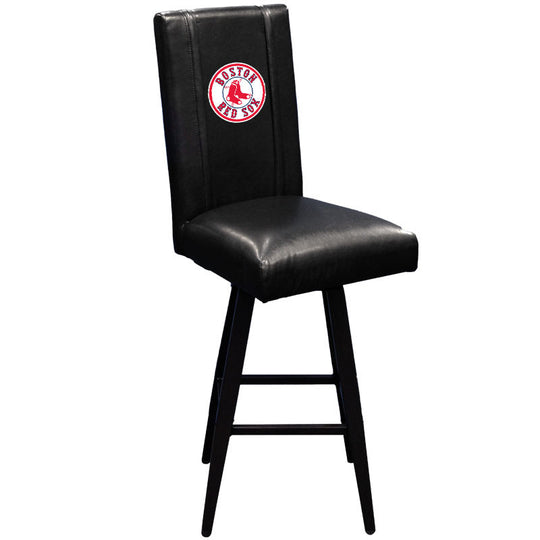 Swivel Bar Stool 2000 with Boston Red Sox Logo