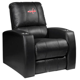 Relax Recliner with Washington Capitals Logo