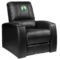 Relax Recliner with Boston Celtics Logo