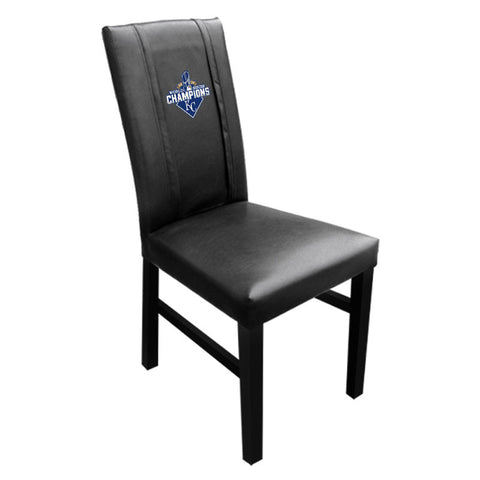 Side Chair 2000 with Kansas City Royals 2015 Champions
