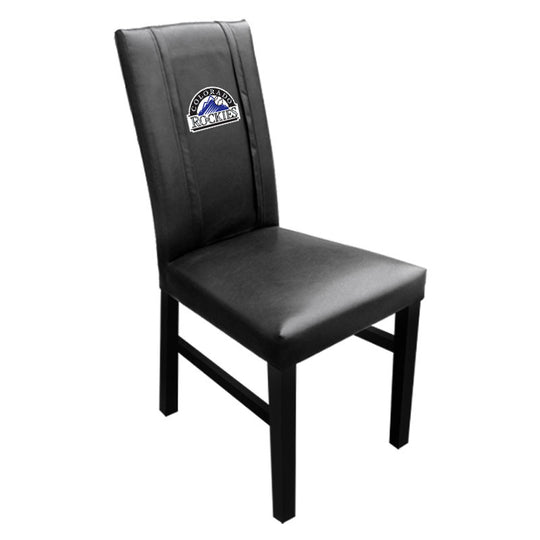 Side Chair 2000 with Colorado Rockies Logo