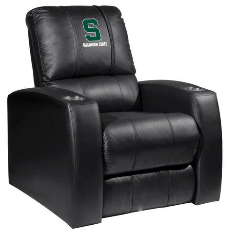 Relax Recliner with Michigan State Secondary Logo