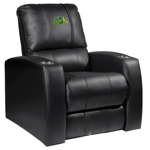 Relax Recliner with North Dakota State Bison Primary Logo