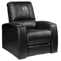 Relax Recliner with Nashville Predators Logo