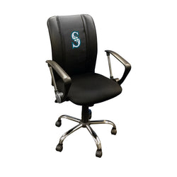 Curve Task Chair with Seattle Mariners Secondary