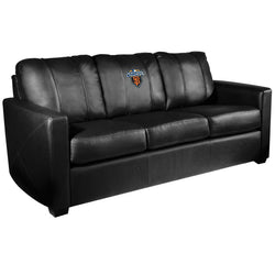 Silver Sofa with San Francisco Giants Champs'10
