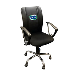 Curve Task Chair with Vancouver Canucks Secondary Logo