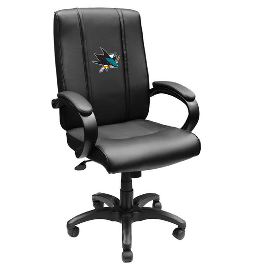 Office Chair 1000 with San Jose Sharks Logo