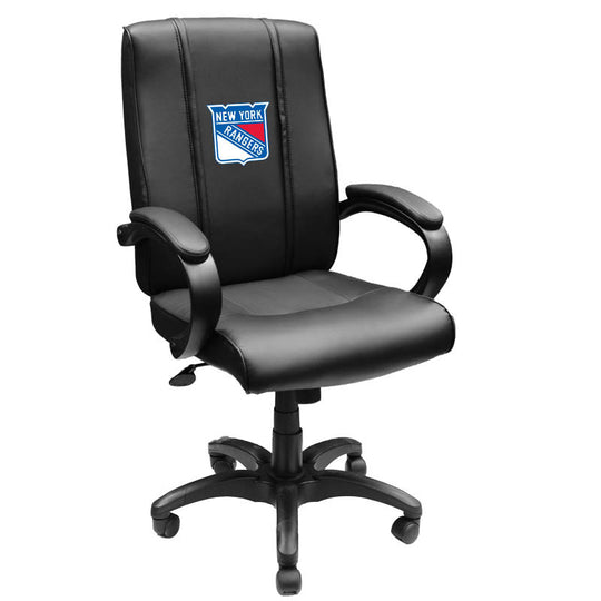 Office Chair 1000 with New York Rangers Logo