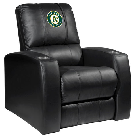 Relax Recliner with Oakland Athletics Logo