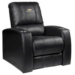 Relax Recliner with Chevy Racing Logo