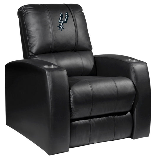Relax Recliner with San Antonio Spurs Primary Logo