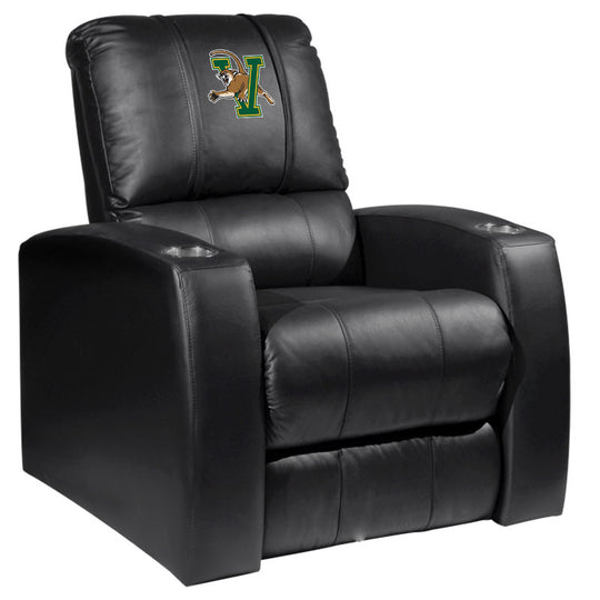 Relax Recliner with Vermont Catamounts Logo
