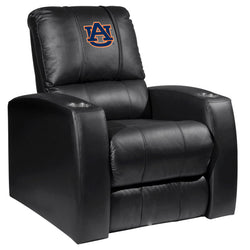 Relax Recliner with Auburn Tigers Logo