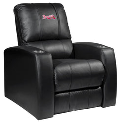 Relax Recliner with Atlanta Braves Logo