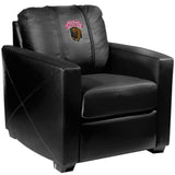 Silver Club Chair with Montana Grizzlies Logo