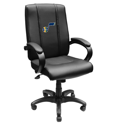 Office Chair 1000 with Utah Jazz Primary Logo