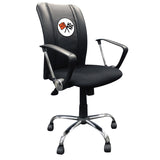 Curve Task Chair with Corvette C2 logo