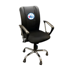 Curve Task Chair with Philadelphia 76ers Primary