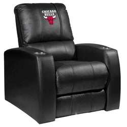 Relax Recliner with Chicago Bulls Logo