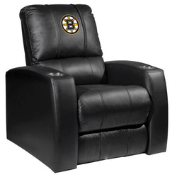Relax Recliner with Boston Bruins Logo