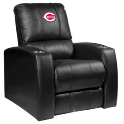 Relax Recliner with Cincinnati Reds Logo