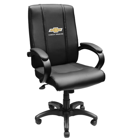 Office Chair 1000 with Chevy Trucks Logo