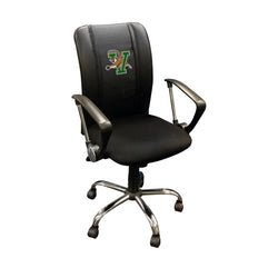 Curve Task Chair with Vermont Catamounts Logo