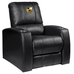 Relax Recliner with Georgia Tech Yel Jackets Buzz Logo