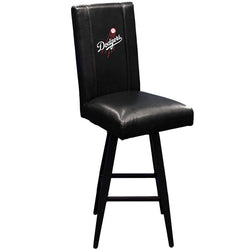 Swivel Bar Stool 2000 with Los Angeles Dodgers Logo