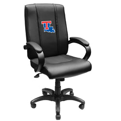 Office Chair 1000 with Louisiana Tech Bulldogs Logo