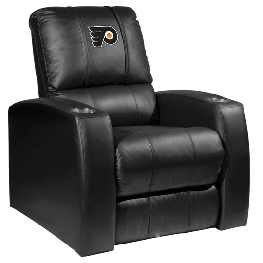 Relax Recliner with Philadelphia Flyers Logo
