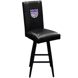 Swivel Bar Stool 2000 with Sacramento Kings Primary Logo
